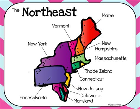 northeast us map quiz us northeast region map with capitals www imgkid