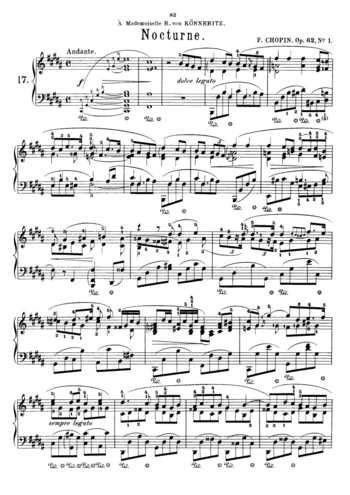 chopin nocturne op 62 no 1 piano tutorial youtube op 62 no 1 free sheet music by chopin pianoshelf