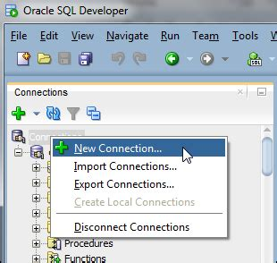 Sql Programmer Description by Configuring An Sql Developer Connection To Oracle Exadata Express Cloud Service