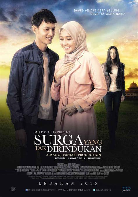 film islami terbaik 2015 lima film adaptasi buku indonesia dengan penjualan terbaik
