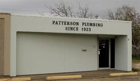 Patterson Plumbing by Patterson Plumbing City Arch Ive