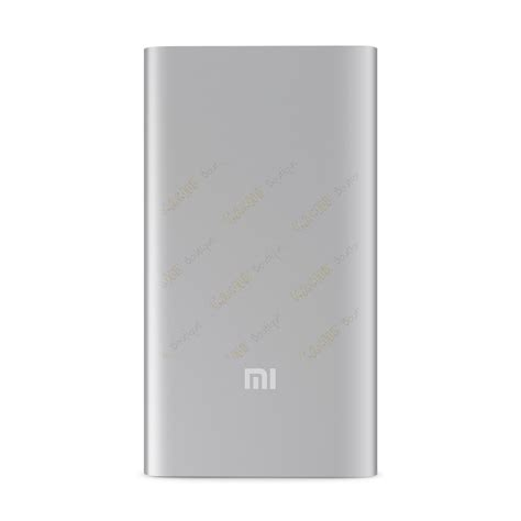 Xiaomi Powerbank 5000 xiaomi usb powerbank 5000 mah cache boutique