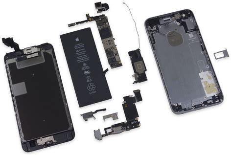 iphone 6s plus teardown reveals a 165 mah battery downgrade versus last year s iphone 6 plus