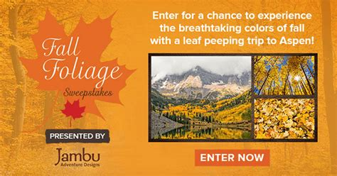 Hallmark Sweepstakes 2016 - hallmark channel fall foliage sweepstakes