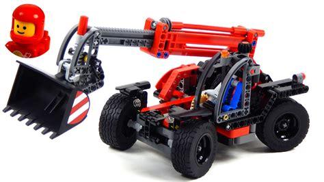 Lego 42061 Technic Telehandler lego technic 42061 telehandler lego speed build