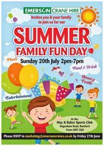 Family Day Flyer Template by What S New Flyer