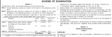 pattern of is exam what is the pattern of ias exam