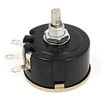 2 ohm variable resistor 5w 2 2k ohm variable resistor 3pin wire wound potentiometer wx112 050 industrial