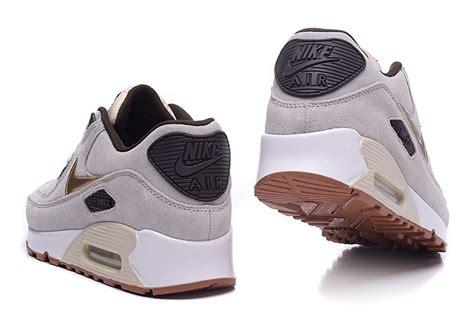 Nike Vapormax Black Premium Original Sepatu Fitness Sneaker mens womens nike wmns air max 90 premium suede beige gold black athletic sport running shoes