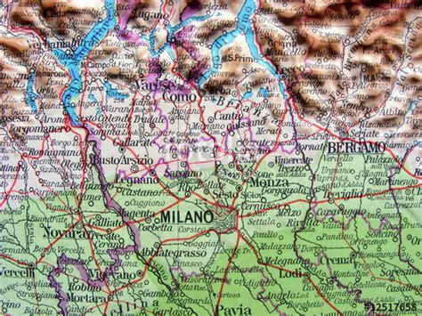 cartina stradale pavia quot carta geografica della lombardia quot immagini e fotografie