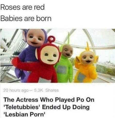 actress who played po from teletubbies 14 roses are red poems crafted by shakesperean wordsmiths