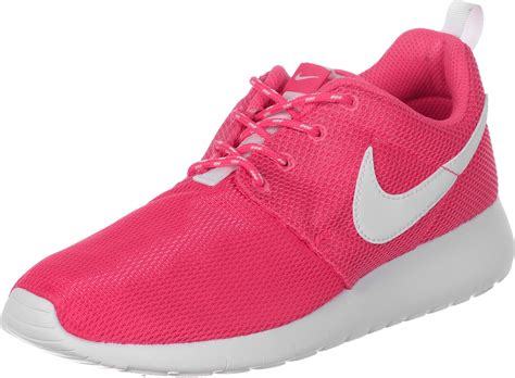 nike roshe one youth gs shoes pink