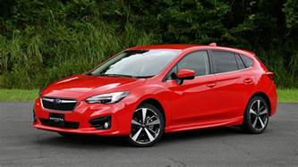 Subaru Inpreza 2017 Subaru Impreza Review Caradvice