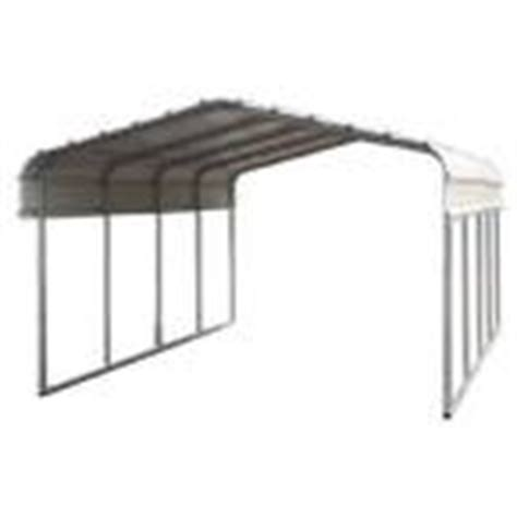 home depot 12 ft x 20 ft x 7 ft carport kit customer