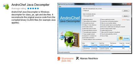java compiler full version free download free androchef java decompiler download 4 193 612 bytes