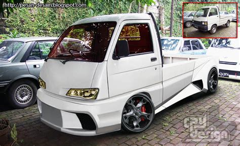 Modification Mobil Up by Modif Mobil Ceper Holidays Oo