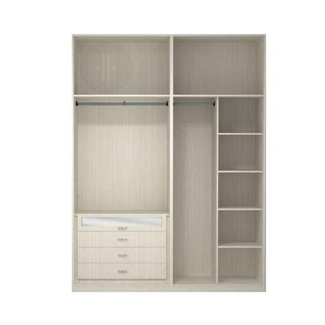 armarios interior interior de armario 2 m 243 dulos en melamina dise 241 o modelo mdgi7