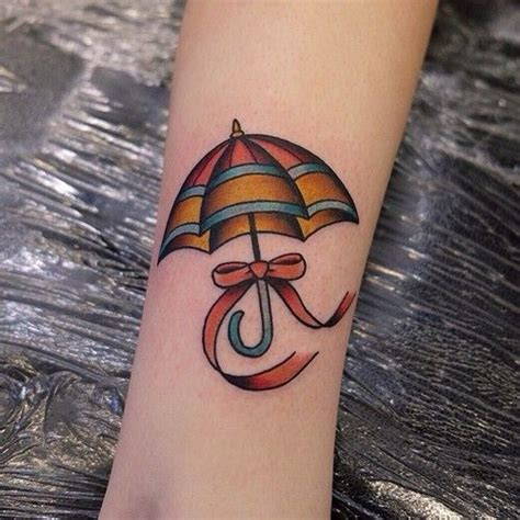 traditional umbrella tattoo 25 best ideas about umbrella on bmth