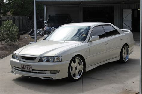 Toyota Chasser 1997 Toyota Chaser For Sale Qld Fraser Coast
