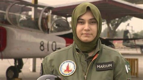 Ac National 1 Pk Second this is mariam 2nd hazara pilot in pakistan air
