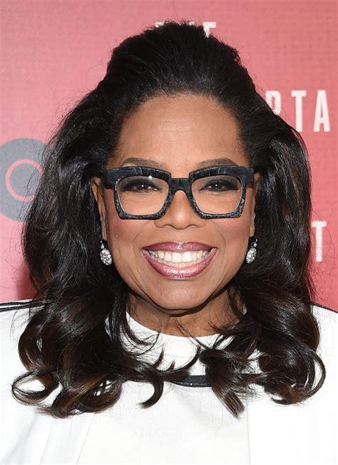 Oprah Hairstyles by Oprah Winfrey Half Up Half Updos Lookbook Stylebistro