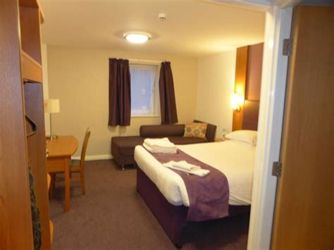 Premier Inn Family Room Beds by The Single Bed In Family Room Picture Of Liverpool City