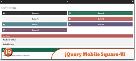 themes jquery mobile 1 4 5 40 incredibly powerful jquery mobile themes for responsive
