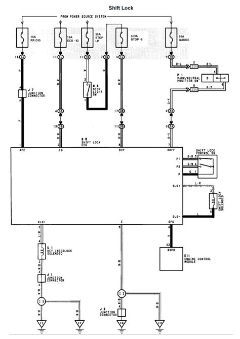 1997 ls400 wiring diagram wiring diagram