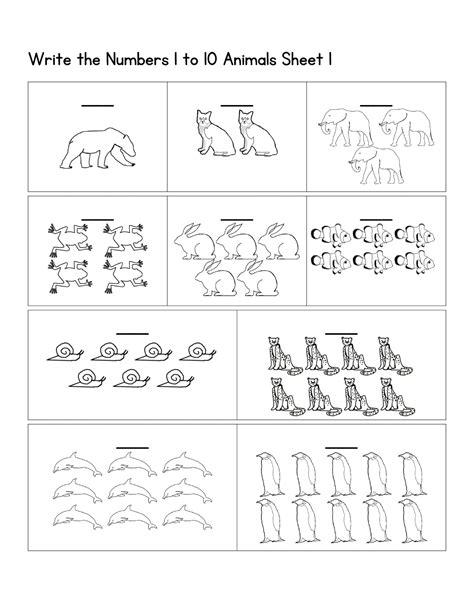 printable worksheets for pre k pre k number worksheets easy kiddo shelter