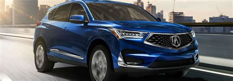 what will the 2020 acura rdx look like 2020 acura rdx color options