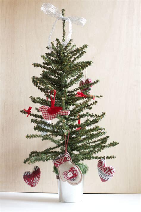 swedish inspired mini christmas tree hello lidy