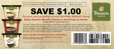 Panera Bread Gift Card Costco - free panera bread fast food restaurants coupons 1