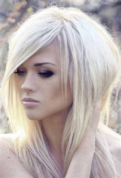 hairstyles platinum blonde platinum blonde hair color hair colour your reference