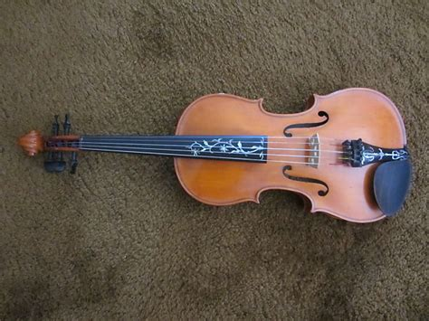 Handmade Viola - handmade 5 string viola 1990 s r r vintage reverb