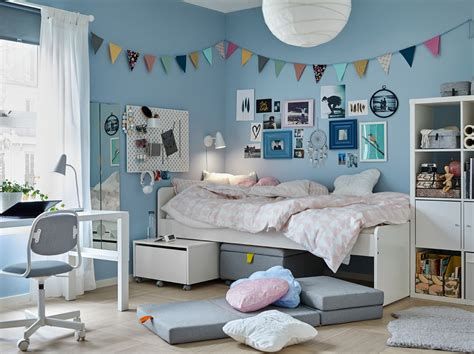 blue paint ideen für schlafzimmer children s furniture ideas ikea