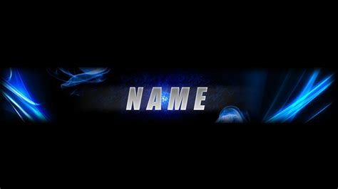Free Youtube Banner Template 2017 No Text Youtube Banner Template No Text