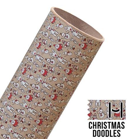 christmas pattern vinyl happy crafters pattern adhesive vinyl christmas doodles