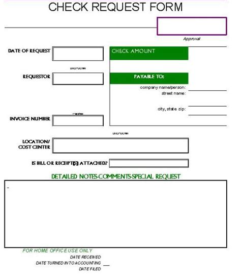 Check Request Form Template Image Collections Template Design Ideas Check Request Template Microsoft