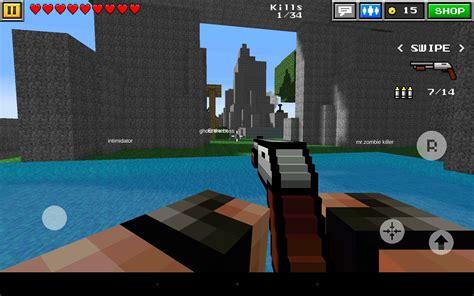 game mod samsung young pixel gun 3d para samsung galaxy young descarga gratis