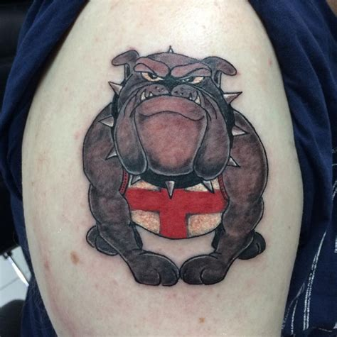 british bulldog tattoos designs 20 best bulldog designs inside dogs world