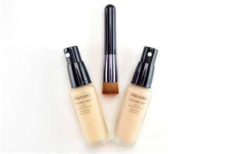 Shiseido Synchro Lasting Liquid Foundation shiseido synchro skin lasting liquid foundation review