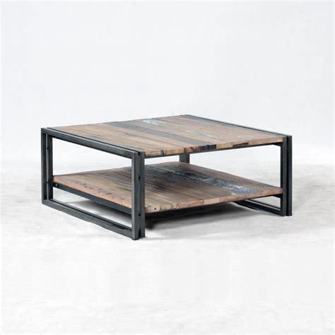 table industrielle maison du monde table basse horloge but ezooq