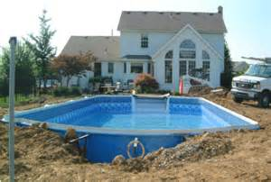 Backyard Pools And Construction Pool Construction Pool Design Ideas Pictures