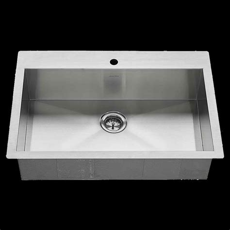 33x22 stainless steel sink single bowl kitchen sink 33x22 kitchen design ideas