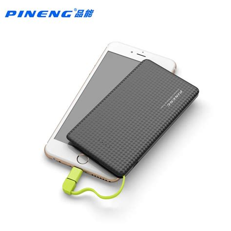 Power Bank Jenama Pineng carregador port 225 til power bank pineng pn 952 5 000 mah