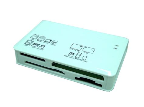 Card Reader 4 In 1 All In One 4 Slot 1 all in one multi card reader