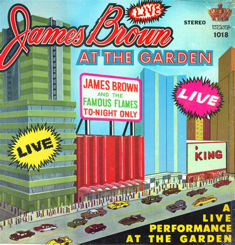 Live At The Garden by King Records