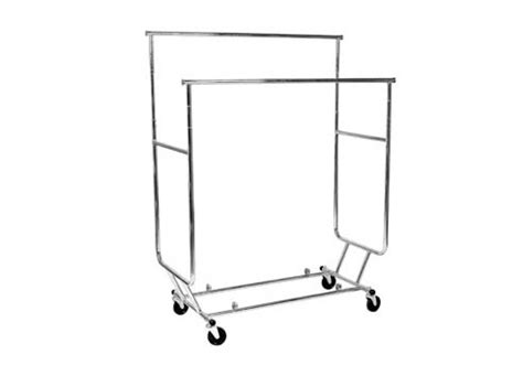 mobile garment rack from si retail