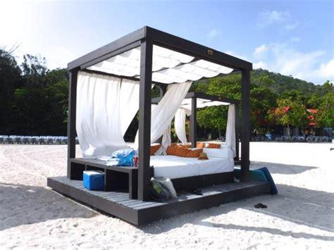 beach bed beach bed rental picture of labadee haiti tripadvisor