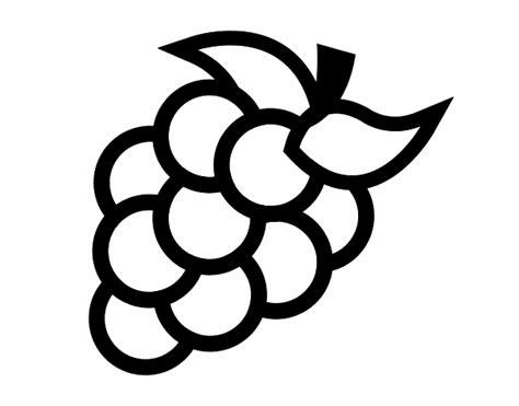 imagenes de uvas para colorear e imprimir dibujo de uvas verdes pintado por en dibujos net el d 237 a 06